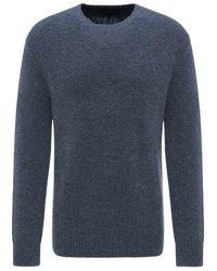 DRYKORN Hendry knitwear 422010-3200 - Bleu