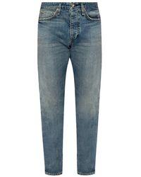 Rag & Bone Jeans with logo - Blu
