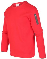 BLUE INDUSTRY Pullover Kbiw19-m17 - Rood