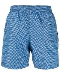 Rrd - Swim Shorts Azul - Lyst