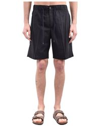 PT Torino Bermuda Shorts - Zwart
