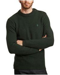 Faguo Lucio Sweater - Verde