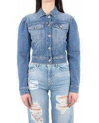 Kocca Coat - Blauw