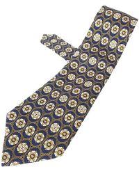 Chanel Vintage Cravatta usata - Blu