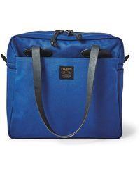 Filson Tote bag - Bleu
