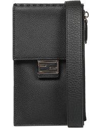 Fendi Phone Bag - Zwart