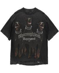 Represent T-shirt - Grijs