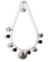 CHOICE Jewels Mod. Air Collana/necklace 45cm Ch4gx0047zz5450 - Grijs