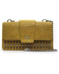 Versace Crossbody Bag - Geel