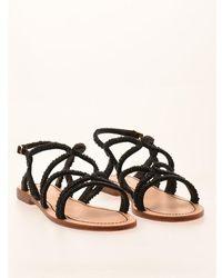 Maliparmi Sandal - Noir