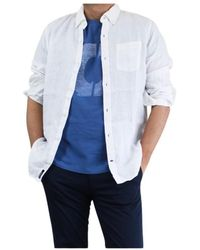 Ecoalf Camisa - Blanc