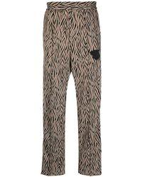 Just Cavalli Trousers - Rood