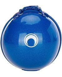 Marine Serre Handbag B016Ss21Wpu022 - Blu