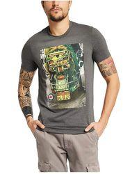 GAUDI T-shirt - Grijs