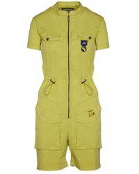 Aeronautica Militare Robe Jaune - Gelb