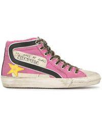 Golden Goose Sneakers - Roze