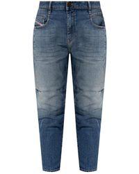 DIESEL D-fayza Jeans - Groen