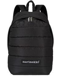 Marimekko Lolly Backpack - Noir
