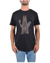 Moncler Tee-shirt - Zwart