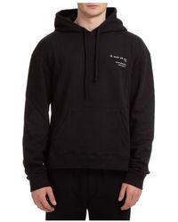 ih nom uh nit Hoodie Sweatshirt - Zwart