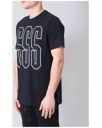 SSS World Corp T-shirt - Bleu