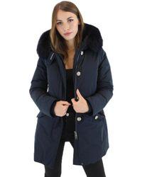 Woolrich Coat - Blauw