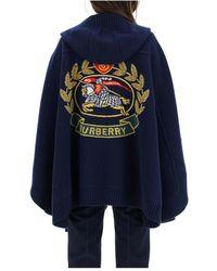 Burberry - Jackets Azul - Lyst