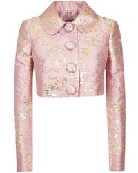 Dolce & Gabbana Jassen - Roze
