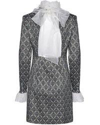 Custommade• Dress Rosetta BY NBS Negro