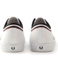Fred Perry Sneakers Blanco