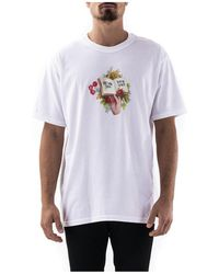 Stussy - Short Sleeve T-shirt - Lyst