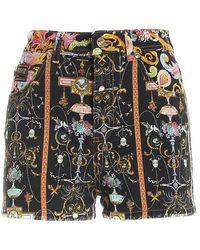 Versace Shorts - Zwart