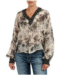 Blugirl Blumarine Shirt - Naturel