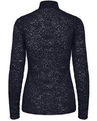 Inwear Turtleneck - Bleu