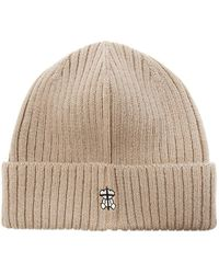 Undercover Knitted Hat - Naturel