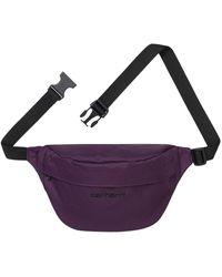 Carhartt WIP Payton Hip Bag - Lila