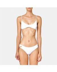 Sundek Bikini Mare Vero Beach - Bianco
