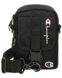 Champion Small Shoulder Bag - Zwart