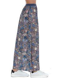 Zadig & Voltaire Falda Azul