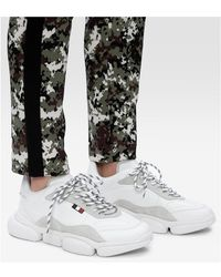 Moncler The Bubble Ii Sneakers - Wit