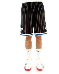 Mitchell & Ness Smshgs18242-omablck94 Shorts - Zwart
