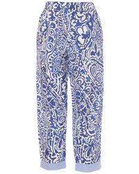 Souvenir Clubbing Trousers Azul