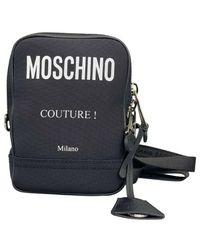 Moschino Bandolera Couture! - Zwart