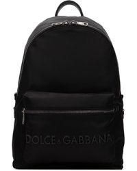 Dolce & Gabbana Rugtas - Zwart