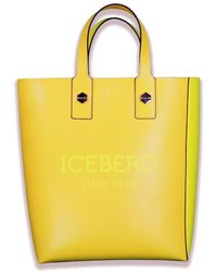 Iceberg Bag - Geel