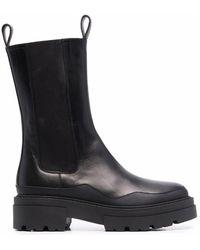 Fabiana Filippi Boots - Zwart