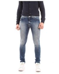 Armani Exchange Skinny - Blauw