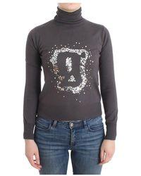 John Galliano Sweater - Grijs