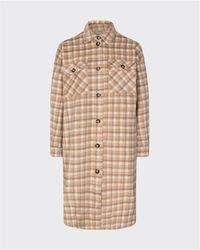 Minimum Coat - Bruin