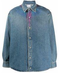 Marcelo Burlon Shirt - Blauw